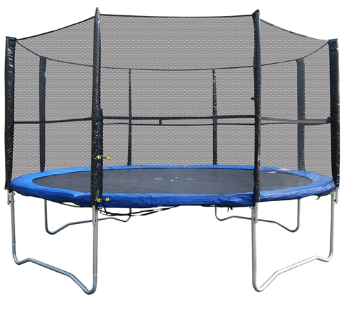 Woodworm 14FT Trampoline