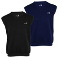 Woodworm Sleeveless Cotton Golf Slipover - 2 for 1
