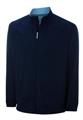 Ashworth Mens LS Full Zip Windshirt