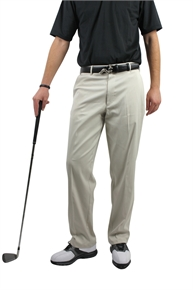 Woodworm DryFit Flat Front Golf Trousers Stone