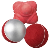 Woodworm Cricket Training Ball 3 Pack - Image 1