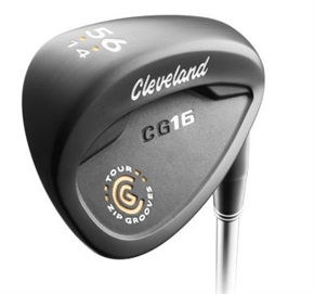 Cleveland Golf CG16 Black Pearl Wedges