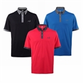 Woodworm Player Golf Polo Shirts - 3 Pack