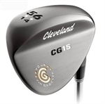 Cleveland Golf CG15 Black Pearl Wedges