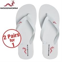 Woodworm Flip Flops BUY A PAIR GET A PAIR FREE