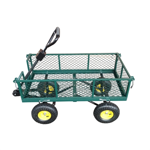 Palm Springs Heavy Duty Garden Trolley Wheelbarrow The