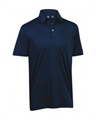 Ashworth Mens Pencil Stripe Polo