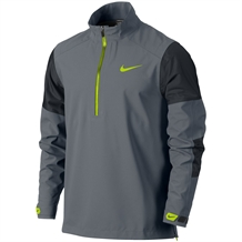 Nike Golf Storm-FIT Hyperadapt 1/2 Zip - Grey