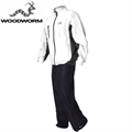 Woodworm Golf Waterproof Suit WHITE