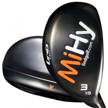 Lind Golf MiHy Hybrid Rescue