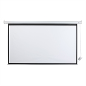 "Homegear 120"" 16:9 HD/3D Electric Projector Screen"