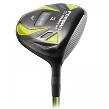Forgan IWD2 Black Fairway Woods