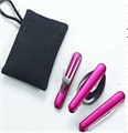 3 Piece Pink Cutlery Set by Camping.co.uk