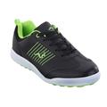 Woodworm Surge Golf Shoes - Black/Neon