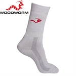 Woodworm Pro Deluxe Cricket Socks BOGOF