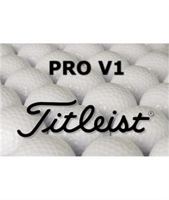 Titleist Pro V1 Refinished Lake Balls