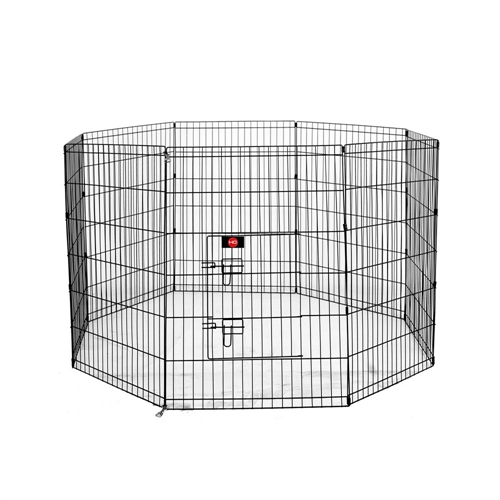 Hq Pet Metal Dog Playpen Large