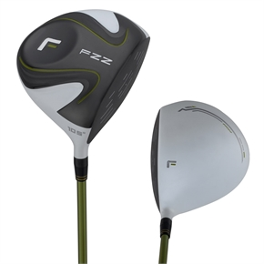 Forgan of St Andrews FZZ White Titanium Driver