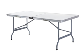 Palm Springs 6ft Aluminium Table