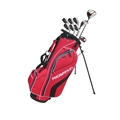 Prosimmon V7 Golf Package Set 1 Inch Shorter Red