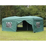 Confidence 10' x 20' Pop Up Gazebo WITH SIDES