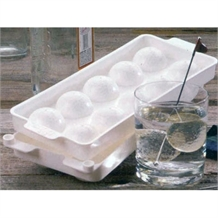 Palm Springs Golf Ball Ice Cube Tray