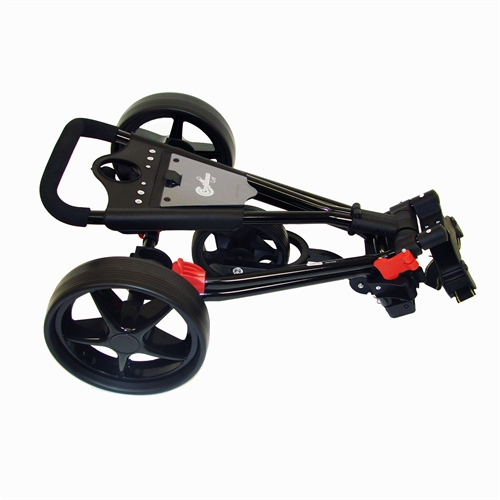 Confidence Golf Pro Tour 3 Wheel Golf Trolley Fore24 Co Uk