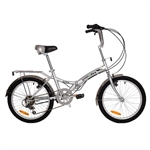 Stowabike Folding City Compact Bike