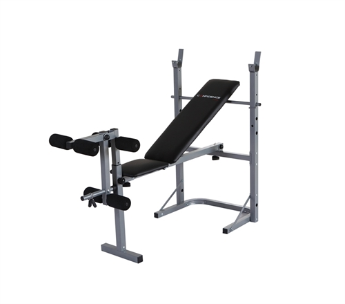 Confidence Fitness Adjustable Weight Lifting Bench The Sports Hq