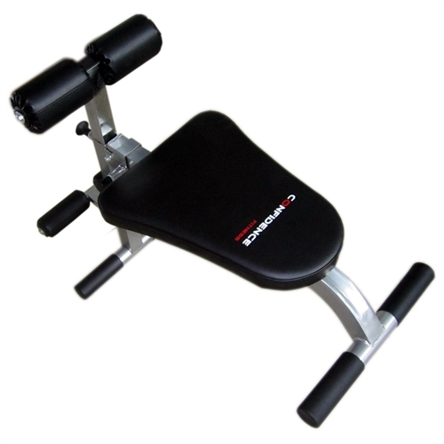 Confidence fitness ab back bench roman chair the sports hq Abs bench