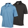 Woodworm Golf PowerDry Stripe Golf Shirts - 2 Pack