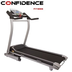 Confidence TXI Heavy Duty Motorised Treadmill