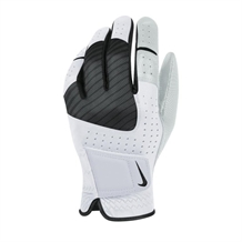 Nike Golf Tech Xtreme V Glove- White/Black