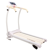 Confidence Power Trac Motorised Treadmill White - Image 1