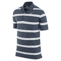 Nike Mens Bold Stripe Polo Monsoon Blue