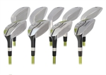 Forgan iHy Hybrid Iron Combo Set 3-SW