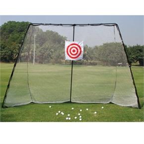 Deluxe Freestanding Golf Practice Net