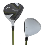 Forgan of St Andrews FZZ White Fairway Woods