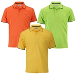 Woodworm Bold Performance Polos - 3 Pack
