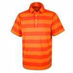 Nike Bold Stripe Boys' Golf Polo Shirt