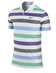 Nike Mens Sport Stripe Polo