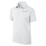 Nike Jersey Swoosh Boys' Golf Polo Shirt