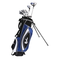 Confidence Power II Hybrid Golf Clubs Set + Bag
