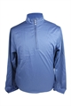 Ashworth Golf Mens Plain Half Zip Windshirt