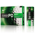12 Nike Golf 2011 Power Distance Soft Golf Balls