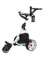Caddymatic V1 Electric Golf Trolley - White