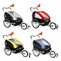 Confidence 2 in 1 Baby Bike Trailer w/ Suspension