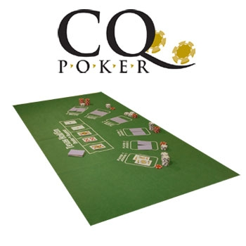 3 card poker table felt
