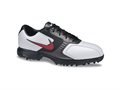 Nike Air Tour Saddle Plus Golf Shoes White/Red