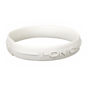 I-ONICS Power Sport Magnetic Band V2.0 ALL WHITE